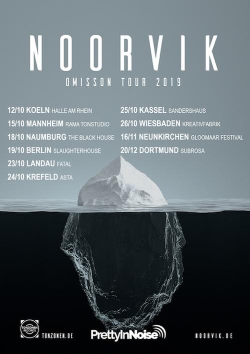 "Noorvik kündigen Tour zu ""Omission"" an!"