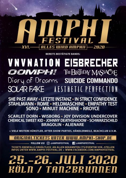Amphi Festival 2020 - 2....