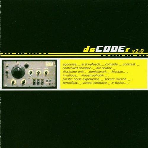 Artikelbild,Various Artists - deCODEr v2.0