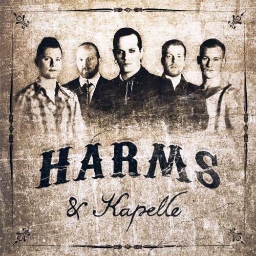 Harms & Kapelle mit Album...