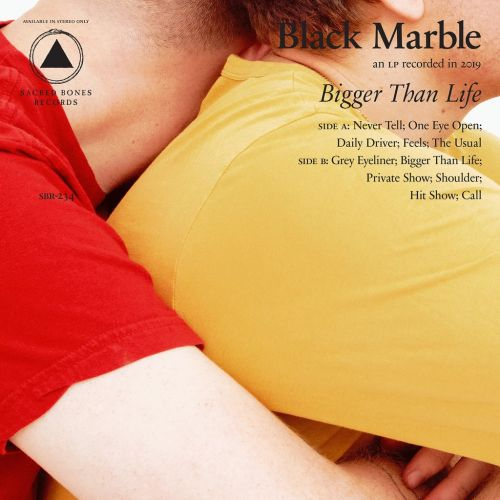 Black Marble Neues Album Bigger...