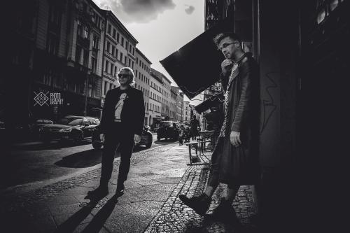 Album-Release Mercenk + Ehret @...