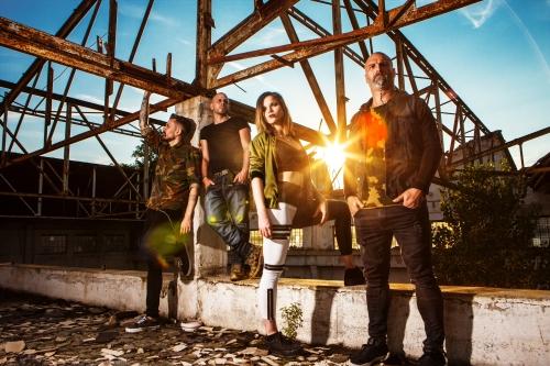 Punk Rock Metal Band The...