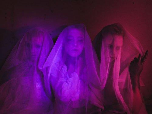 Islands Dark-Wave-Trio Kælan Mikla auf...