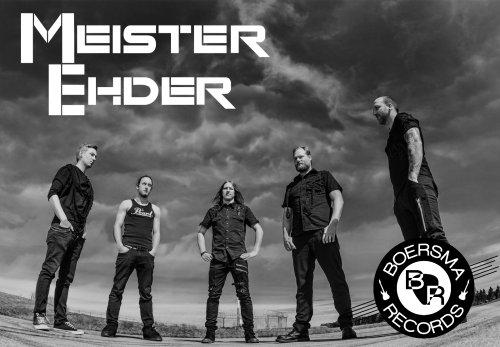 Meister Ehder unterschreiben bei Boersma-Records