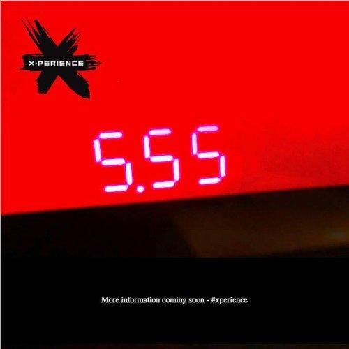 X-Perience mit neuem Album 555?!