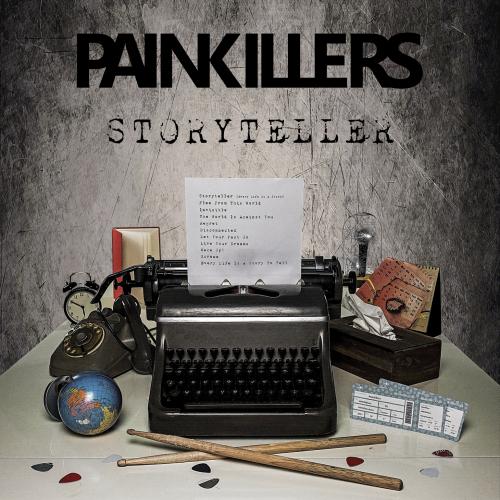 Die Painkillers sind mit ihrem...