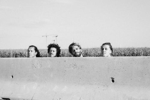 Debütalbum der Indie Rock-Band Strandhase