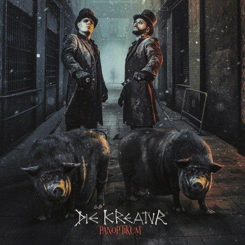 Die Kreatur veröffentlicht ihr Debüt-Album...