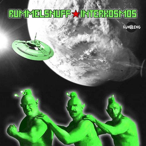 Rummelsnuff Der Rummelkäpt'n auf Interkosmos-Mission