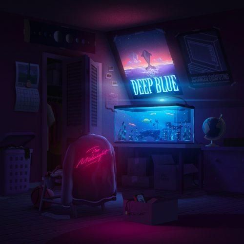 The Midnight Video In 80s-Arcade-Optik...