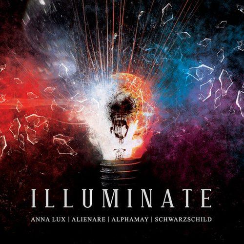 Illuminate! AnnA Lux, Alienare, Schwarzschild & Alphamay