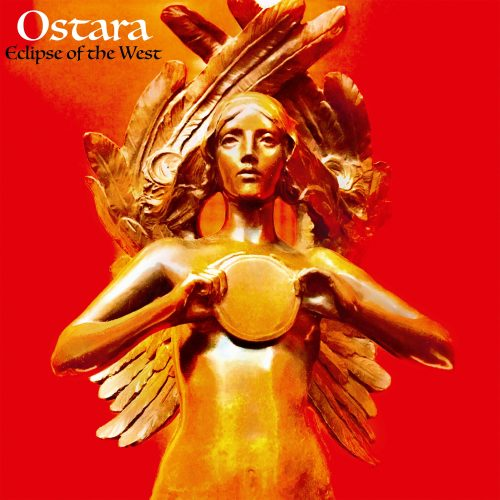 "Achtung Vinyl! ""Eclipse of the West"" von Ostara"