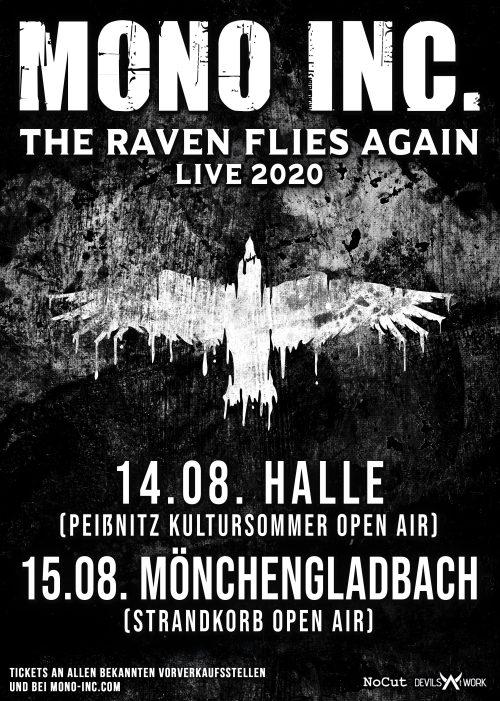 Mono Inc. The Raven Flies...