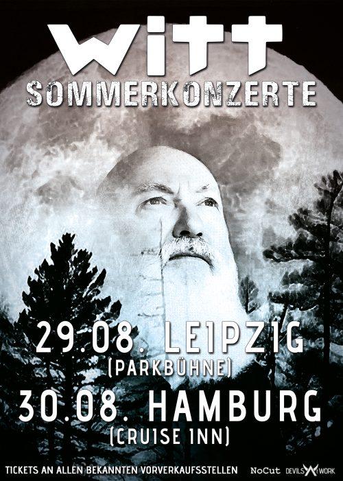 Joachim Witt - Sommerkonzerte