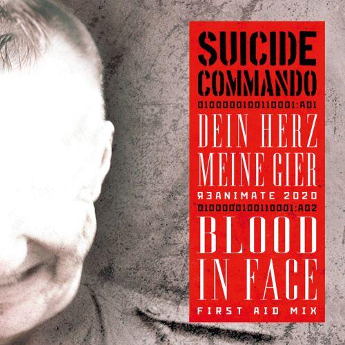 Suicide Commando Dein Herz, Meine...
