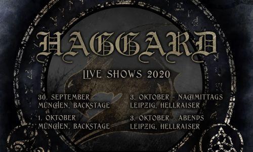 Haggard Live - Musikgenuss mit...