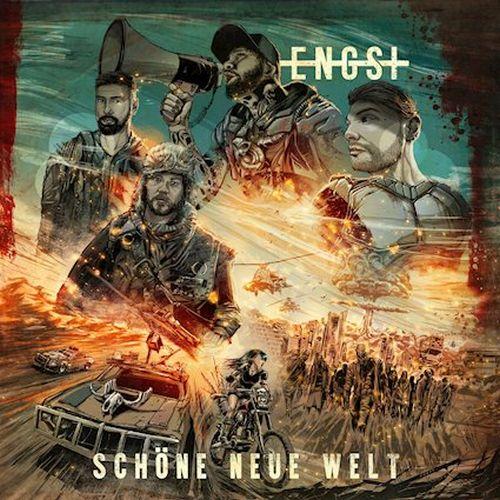 Engst Album Schöne neue Welt...