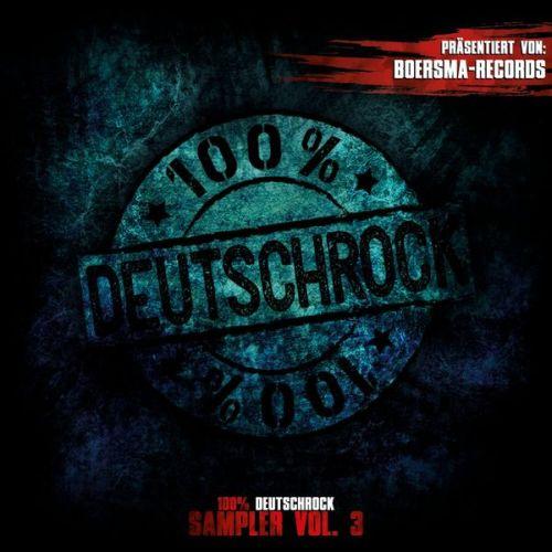Boersma-Records vröffentlichen 100% Deutschrock Volume...