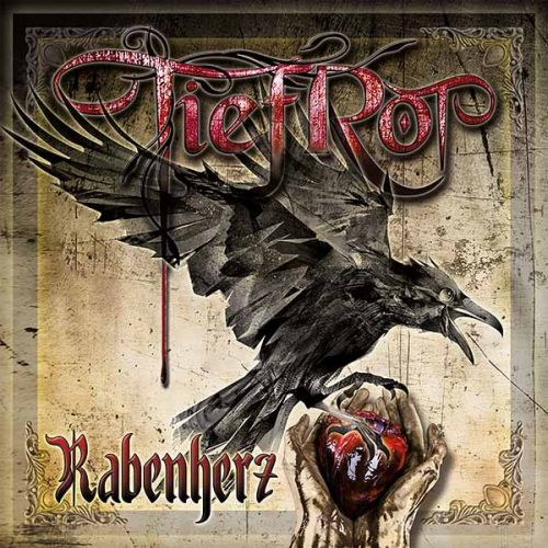 TiefRot - Rabenherz