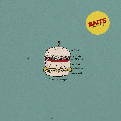 "Baits: Debutalbum ""Never Enough"" kommt"