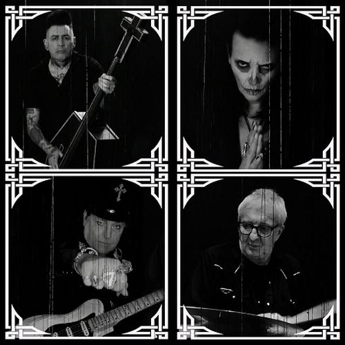 Goth'n'Roll Supergroup The 69 Cats...