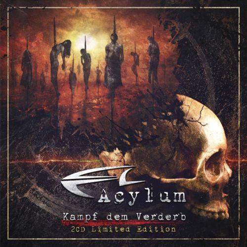 Acylum sechstes Album Kampf Dem...