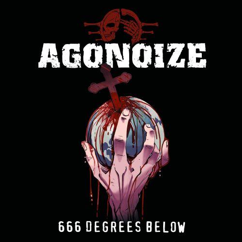 Agonoize – Die 666 Degrees Below EP ist da!