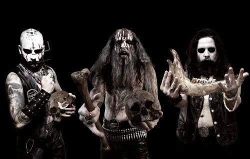 Xalpen Die chilenische Black-Metal-Granate ist...