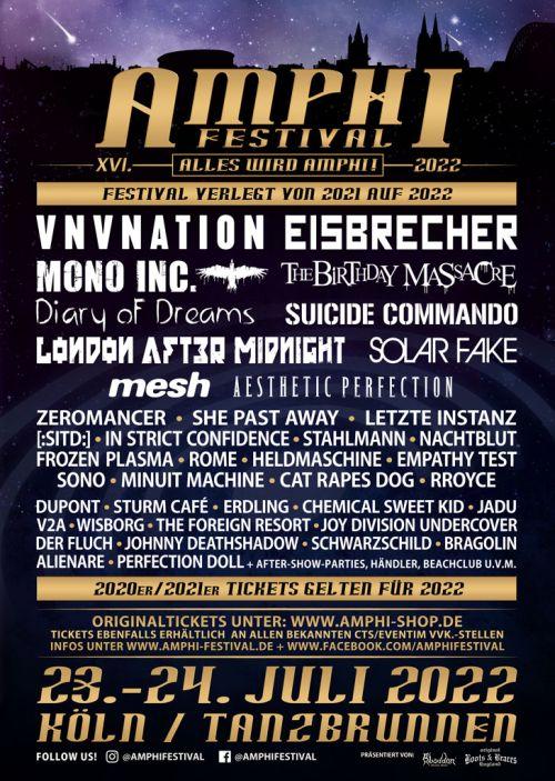 Amphi Festival 2022 - Das...